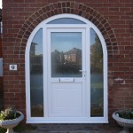 Shaped Frame Doors